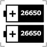 Питание от 26650