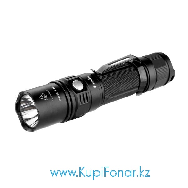 Фонарь Fenix PD35 TAC (Tactical Edition), Cree XP-L (V5), 1000 лм, 18650/CR123A