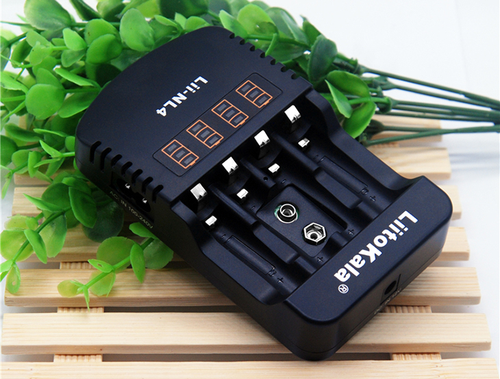 Универсальное зарядное устройство LiitoKala Lii-NL4