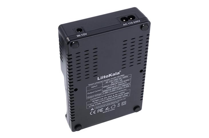 Универсальное зарядное устройство LiitoKala Lii-PD4