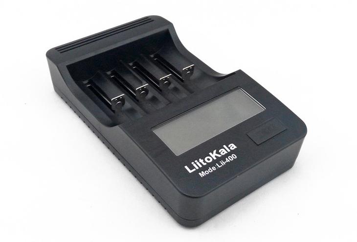 Универсальное зарядное устройство LiitoKala Lii-400
