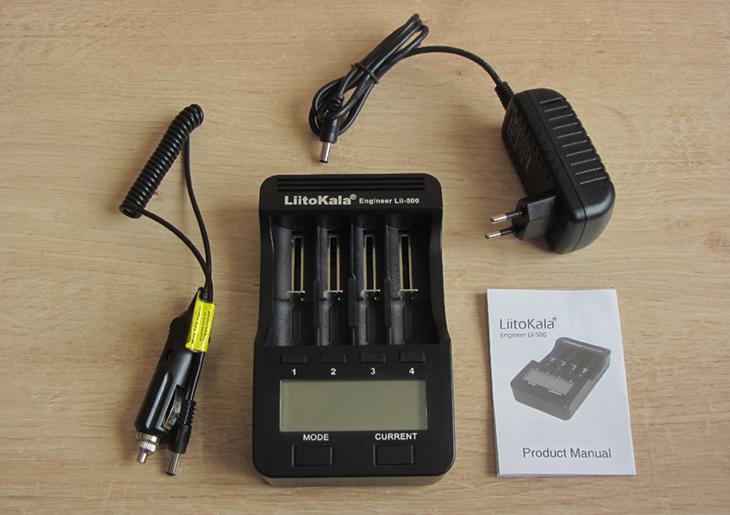������������� �������� ���������� LiitoKala Lii-500