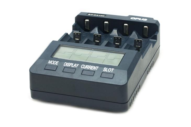 Универсальное зарядное устройство Opus BT-C3100