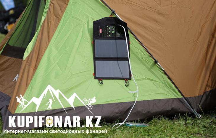 Зарядное устройство от солнца Sunree Solar Panel