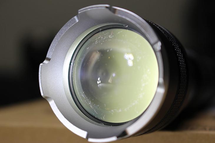 Фонарь светодиодный Wuben L60