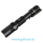 Фонарь Nitecore EA21, CREE XP-G2 R5 + RED, 360 лм, 2xAA