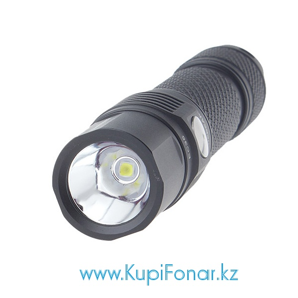 Фонарь Acebeam EC35 Black CREE XP-L HD 1200 лм, 1x18650/2xCR123