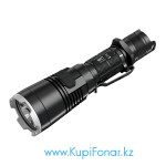 Фонарь Nitecore MH27, CREE XP-L HI V3 + RED + GREEN + BLUE, 1000 лм, 1x18650/2xCR123A, USB