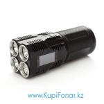 Светодиодный фонарь Imalent DD4R 3800 лм, 4x XM-L2, 4x 18650, управление тач-дисплеем