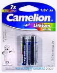 �������� �������� Camelion, ��  ��������, FR6-BP2 -AA*2 (Lithium)  2 ��.