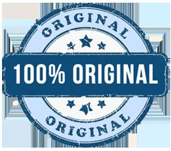 100% оригинальный товар